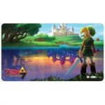 Produits D�riv�s Accessoires Tapis De Jeu - The Legend Of Zelda : A Link Between Worlds Accompagn� D'un Tube De Protection