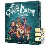 Course Aventure Galions, Canons & Doublons