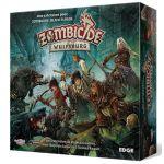 Coopératif Aventure Zombicide: Black Plague. Extension: Wulfsburg