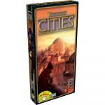 Jeu de cartes Stratégie 7 Wonders Extension : Cities