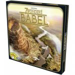 Jeu de cartes Stratégie 7 Wonders Extension : Babel