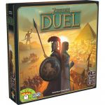 Stratégie Best-Seller 7 Wonders : Duel