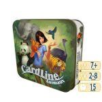 Jeu de carte Famille Cardline Animaux (vert)