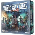 Jeu de Plateau Figurine Zombicide - Extension Toxic City Mall