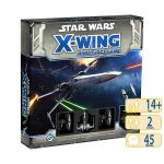 Figurine Stratégie Star Wars X-wing L'eveil De La Force