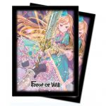 Protèges Cartes Force of Will Sleeves Standard Par 65 Alice, Reine Des Fées