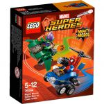 Super Heroes LEGO Mighty Micros - 76064 - Spider-man Contre Le Bouffon Vert