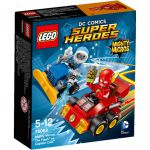 Super Heroes LEGO Mighty Micros - 76063 - Flash� Contre Captain Cold�