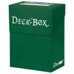 Boites de Rangement Accessoires Deck Box Ultrapro - Vert Foncé