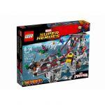 Super Heroes LEGO 76057 - Spider-man : Le Combat Suprême Sur Le Pont Des Web Warriors