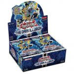 Boosters Anglais Yu-Gi-Oh! Boite De 24 Boosters - The Dark Illusion En Anglais