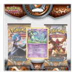 Boosters Fran�ais Pok�mon Pack 2 Boosters - Xy 11 Offensive Vapeur - Cr�fadet