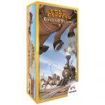 Jeu de cartes Stratégie Colt Express : Chevaux & Diligences