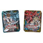 Tin Box Yu-Gi-Oh! Lot De 2 Mega-tin 2016 - Yugi Et Slifer & Kaiba Et Obelisk