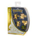 Figurine Pokémon Lot De 4 Figurines Pikachu & Baie Pêcha