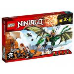 Ninjago LEGO Lego Ninjago - 70593 - Le Dragon Émeraude De Lloyd