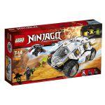 Ninjago LEGO Lego Ninjago - 70588 - Le Tumbler Du Ninja De Titane