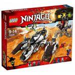 Ninjago LEGO Lego Ninjago - 70595 - Le Tank Ultra Furtif