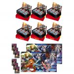 Boosters Fran�ais Force of Will La Mal�diction Du Cercueil De Glace - Lot De 6 Boite De 36 Boosters + 2 Tapis