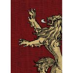 Prot�ges Cartes Accessoires Prot�ge Cartes: Games Of Thrones Maison Lannister