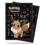 Protèges Cartes Pokémon Deck Protector Ultra Pro - Evoli Par 65