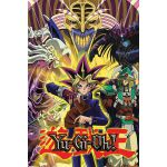 Accessoires Yu-Gi-Oh! Yu-Gi-Oh! Poster Yugi (atem) Et Ces Monstres