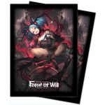 Prot�ges Cartes Force of Will Sleeves Standard Par 65 Valentina, Princesse De L'amour Envo�tante