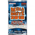 Boosters Français Yu-Gi-Oh! Mega-pack 2016