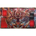 Tapis de Jeu CardFight Vanguard Tapis - Interdimensional Dragon, Chronoscommand Dragon