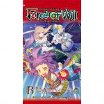 Booster en Anglais Force of Will A4 - Battle For Attoractia