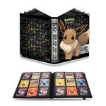 Portfolios Pokémon Pro-binder - Evoli - 20 Pages De 18 Cases