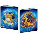 Portfolios Pokémon Portfolio Xy -  Evolutions : Méga Dracaufeu Y & Raichu (10 Pages De 9 Cases)