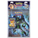 Portfolios Pokémon Portfolio Xy - Impact Des Destins : Zygarde Ex & Lugia Turbo (10 Pages De 9 Cases) + 1 Booster Xy - Evolutions
