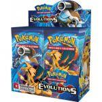 Boites Boosters Français Pokémon Boite De 36 Boosters Xy12 - Evolutions