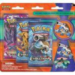 Produits Spéciaux Pokémon Pack 3 Booster + Pin's  Tortank En Anglais !