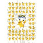 Accessoires Pokémon Pokémon Poster 91 Pikachu