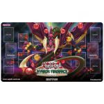 Tapis de Jeu Yu-Gi-Oh! Preview - Invasion: Vengeance - Dragon Fusion Venin Affamé
