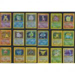 Produits Spéciaux Pokémon Collection Complète - Set De Base