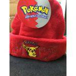 Produits Spéciaux Pokémon Bonnet Pokemon Bleu Rouge