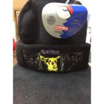 Produits Spéciaux Pokémon Bonnet Pokemon Bleu Noir