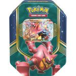 Pokébox Pokémon Pokébox Battle Heart Volcanion Ex En Anglais