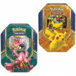 Pokébox Pokémon Lot De 2 Pokébox - Pikachu Ex Et Volcanion Ex