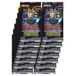 Boosters Français Yu-Gi-Oh! The Dark Side Of Dimensions - Lot De 24 Movie Pack Gold Edition