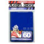 Protèges Cartes Format JAP Accessoires Player's Choice Yu-gi-oh! Bleu