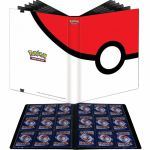 Portfolios Pokémon Pro-binder Pokéball - 20 Pages De 18 Cases