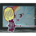 Protèges Cartes Accessoires Sleeves Ultra-pro Mini Par 60 My Little Pony - Rainbow Dash
