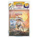 Portfolios Pokémon Soleil Et Lune (10 Feuilles De 9 Cases) + 1 Booster Soleil Et Lune