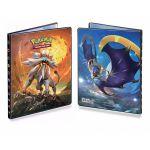 Portfolios Pokémon Soleil & Lune (10 Feuilles De 9 Cases)