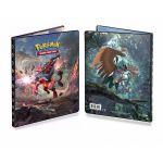 Portfolios Pokémon Soleil Et Lune (10 Feuilles De 4 Cases) - Félinferno & Archéduc