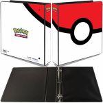 Classeur / Feuilles Pokémon Grand Classeur À Anneaux - Pokéball